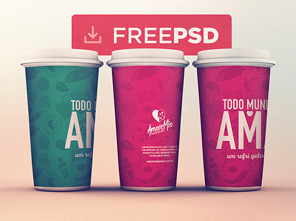 50+ Best Free Product Packaging Mockup PSD Templates