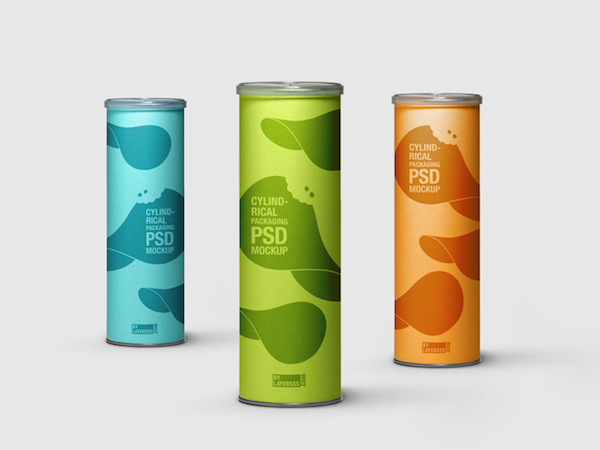 CYLINDRICAL PACKAGING LAYERSSS