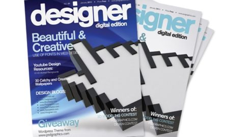 magazine covers free psd templates