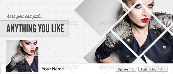 60+ Facebook Cover PSD Templates with High Resolution