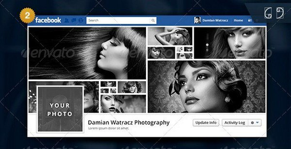 Facebook Timeline Covers For Photographers Vol 3