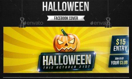 Halloween – Facebook Cover