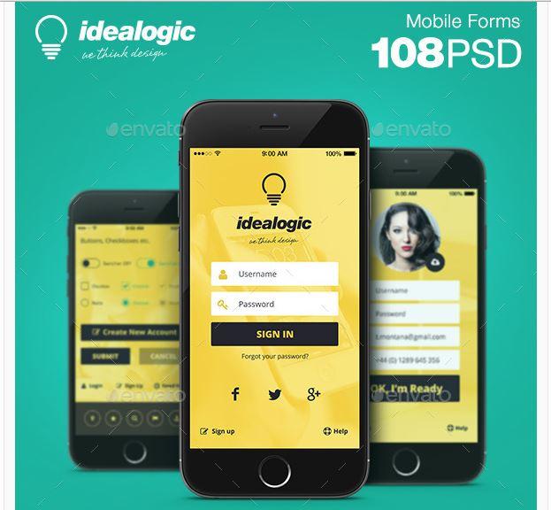 Idealogic – Mobile Forms
