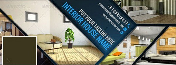 Interior Design Facebook Cover