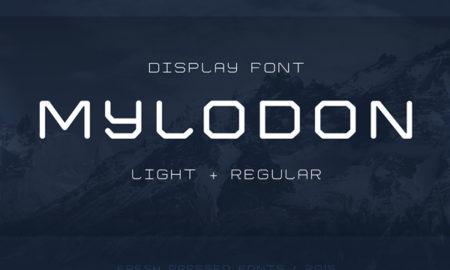 Mylodon Free Font (Light Weight)