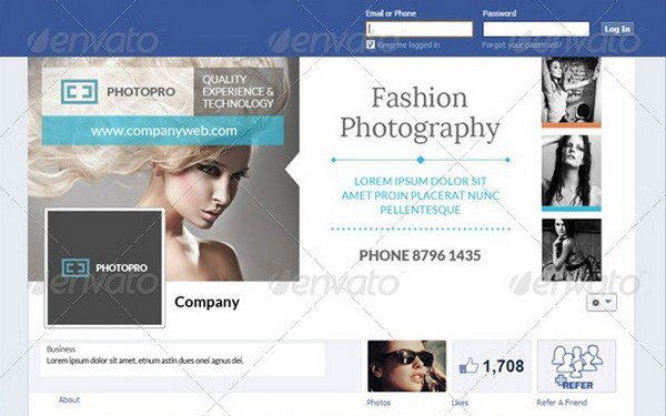 Photography Facebook Cover 1