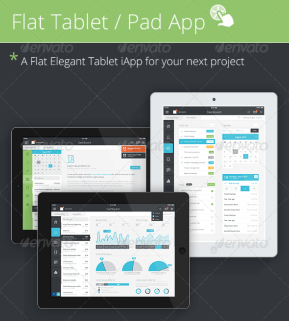 Tablet App & Mobile Dashboard