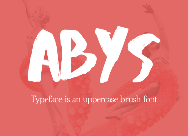 Abys Free Font