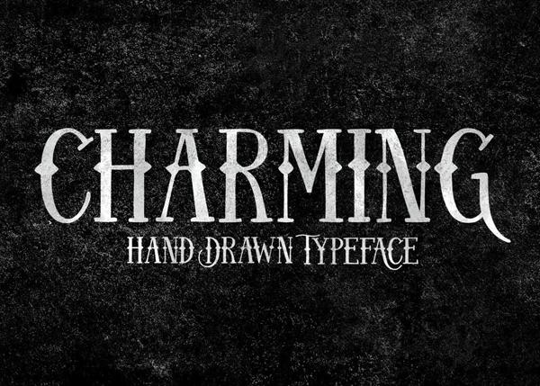 Charming Free Font