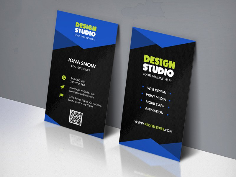 sd card label template - 300 best free business card psd and vector templates