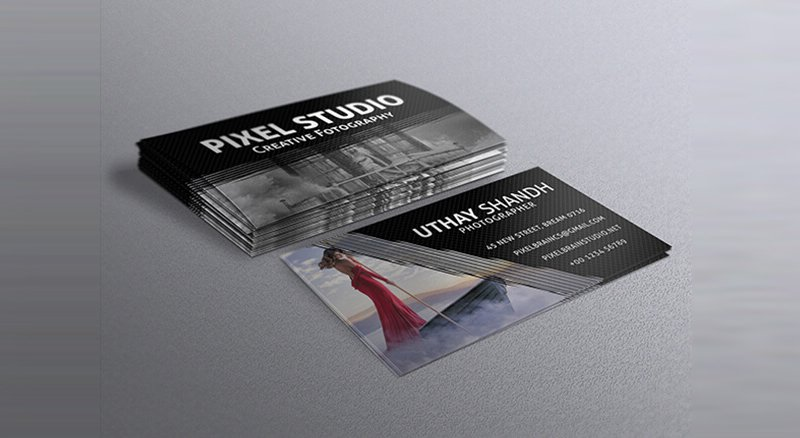 Photography business cards psd free download vatozozdevelopment photography business cards psd free download business card for photographer psd reheart Images