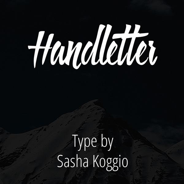 Handletter Free Font
