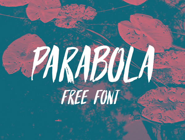 Parabola Free Fonts