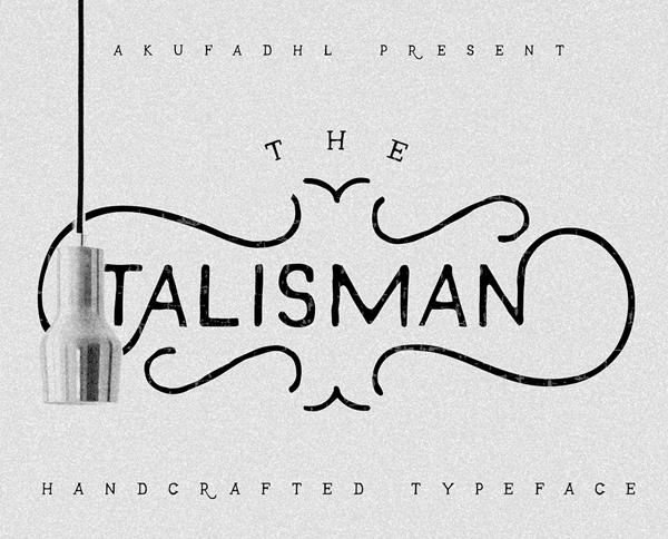 Talisman Free Font