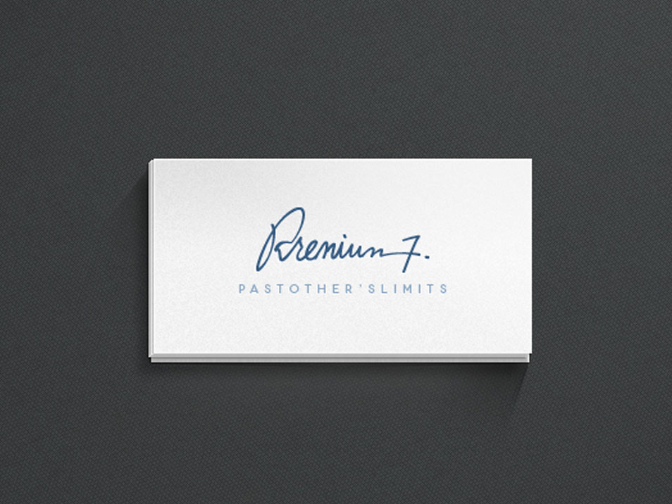Business Card Template Presentations