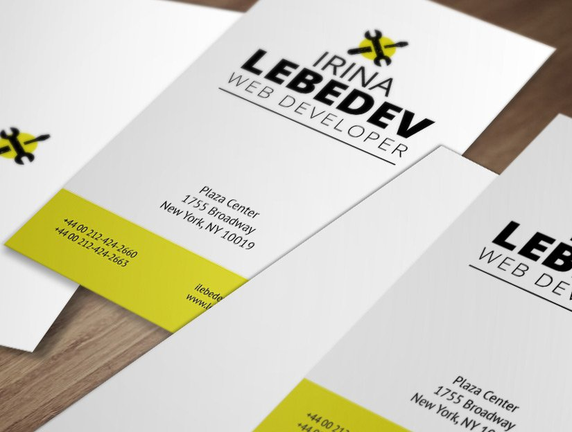 Free Business Card 3