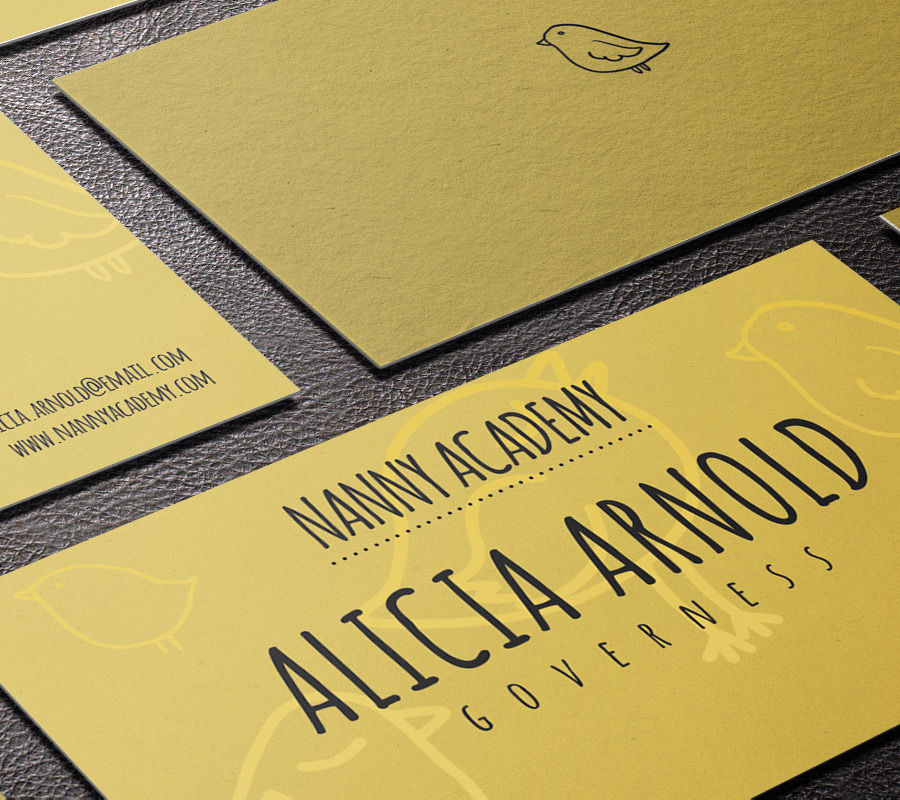 Free Business Card PSD 5