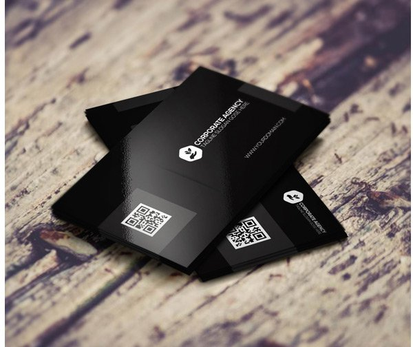 Free Corporate Business Card PSD 10