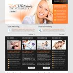 Bright Smiles Website Template