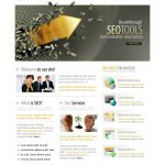 Seo Business Website Template