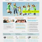 Life Insurance Website Template