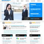 Business Pro Website Template