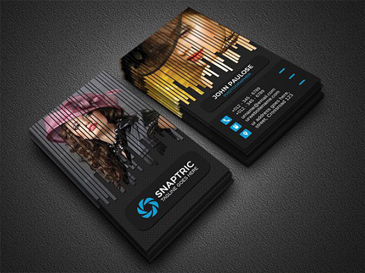 15 creative business card ideas photographyfashion business card cheaphphosting Gallery